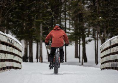 e-fatbike Villageoise Mont-Tremblant - activités | D-Tour