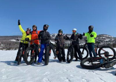 e-fatbike Mont-Tremblant - activités | D-Tour