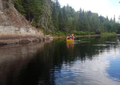 canoe Mont-Tremblant - activités | D-Tour