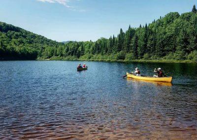 canoe Parc national du Mont-Tremblant - activités | D-Tour