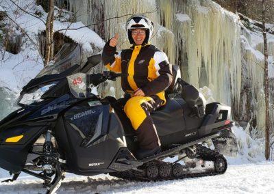 motoneige Mont-Tremblant - activités | D-Tour