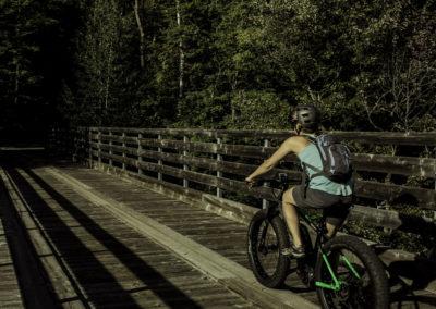 e-bike Mont-Tremblant - activités | D-Tour