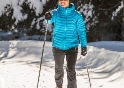 Ski de fond Parc national du Mont-Tremblant - activités | D-Tour