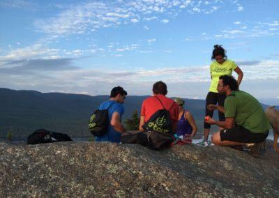Hiking Nez-de-l'Indien Mont-Tremblant - activity | D-Tour