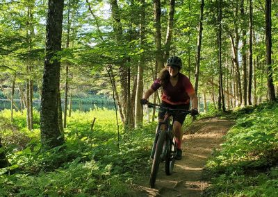 vélo montagne mont-tremblant